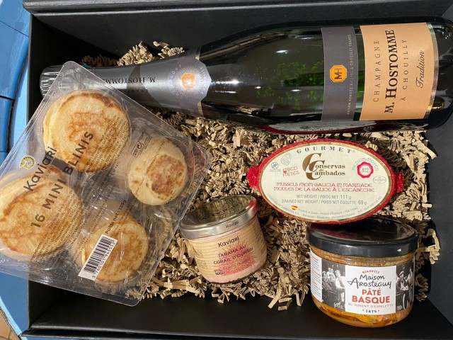 1000 & Cimes Champagne and Co salé 47,90€