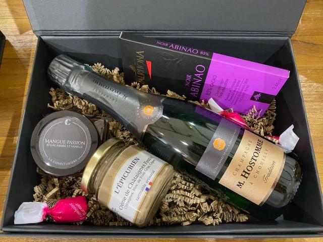 1000 & Cimes Le mini champagne 28,90€