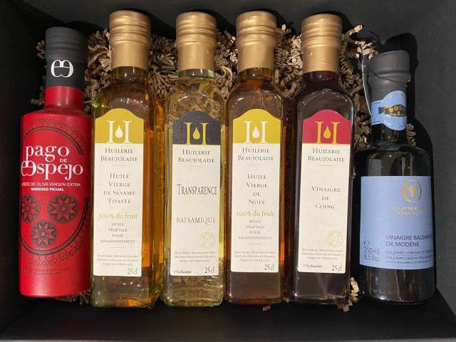 1000 & Cimes Oil and Vinegar 69,90€